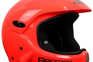 dtg open face helmet
